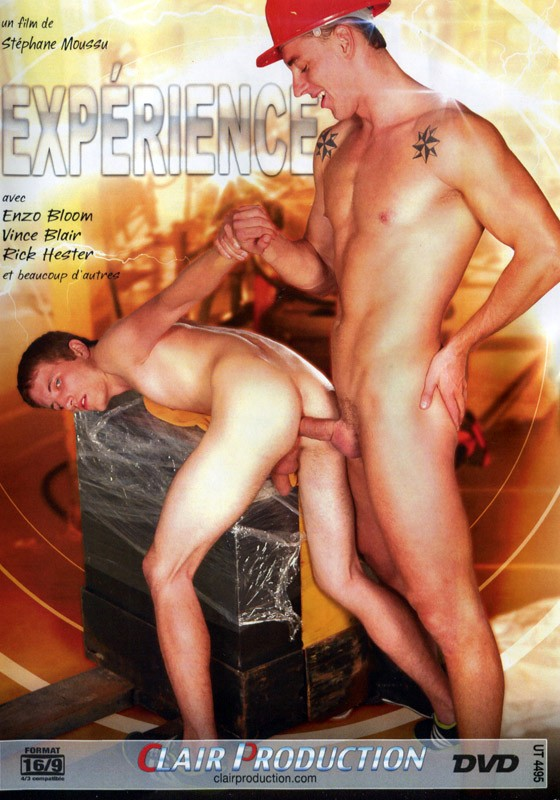 Experience DVD - Front