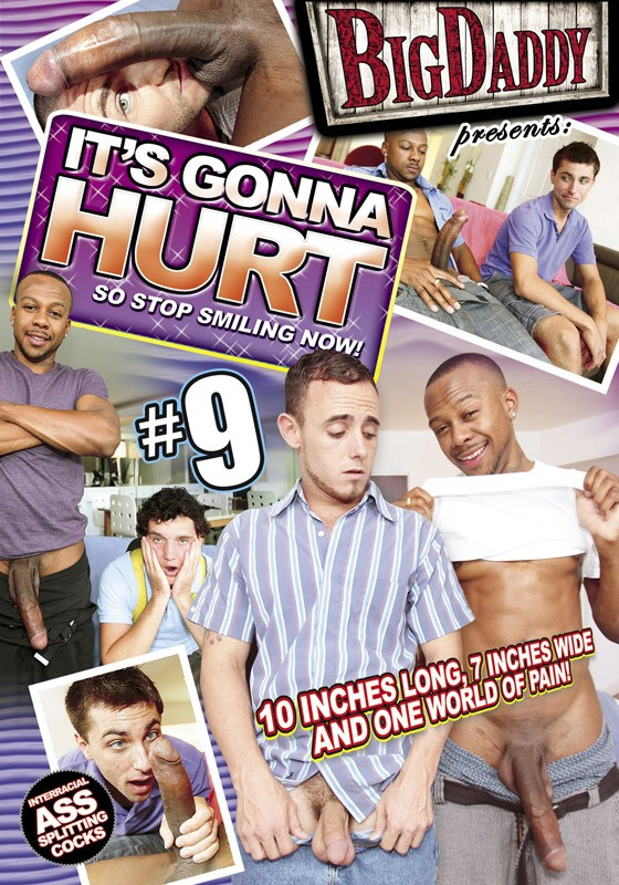 It's Gonna Hurt 9 DVD - Front