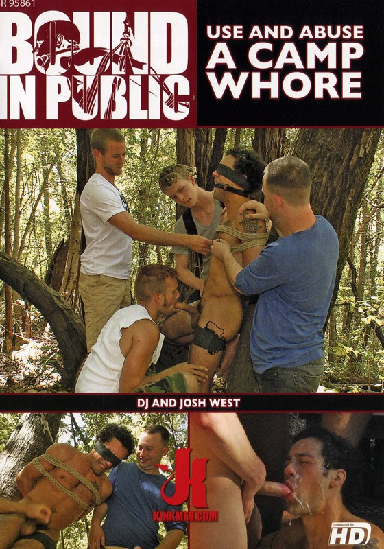 Bound In Public 50 DVD (S) - Front