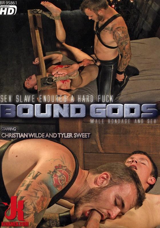 Bound Gods 38 DVD (S) - Front