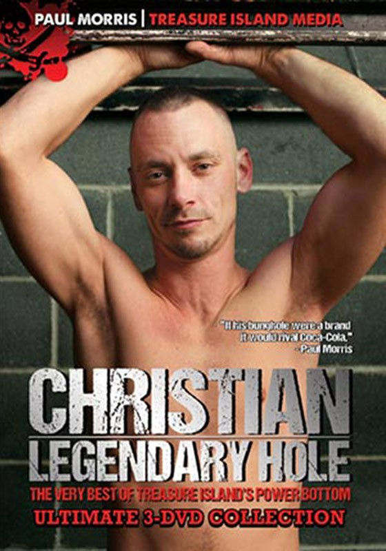 Legendary Hole: The Best Of Christian DVD - Front
