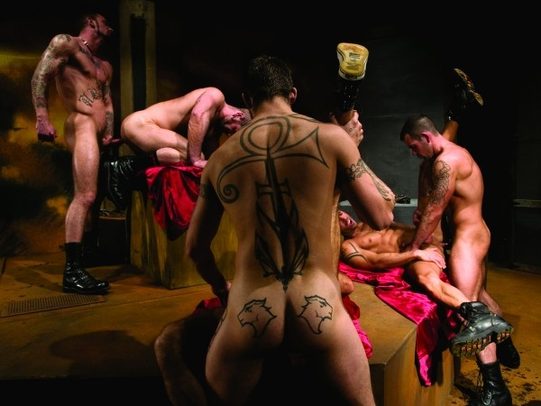 Tattoed Drillers DVD - Gallery - 022