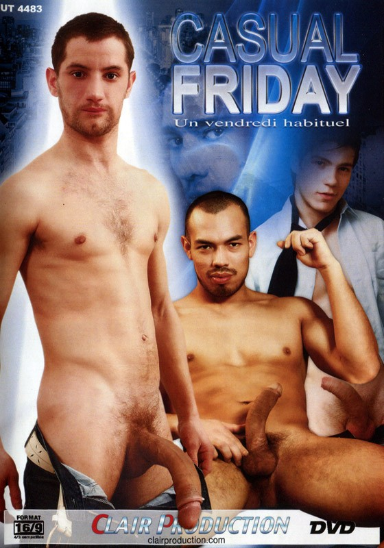 Casual Friday DVD - Front