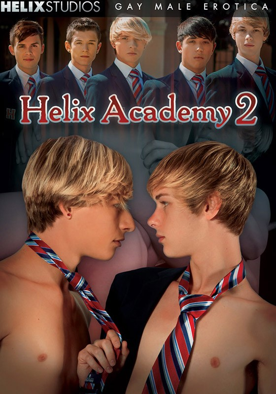 Helix Academy 2 DVD - Front