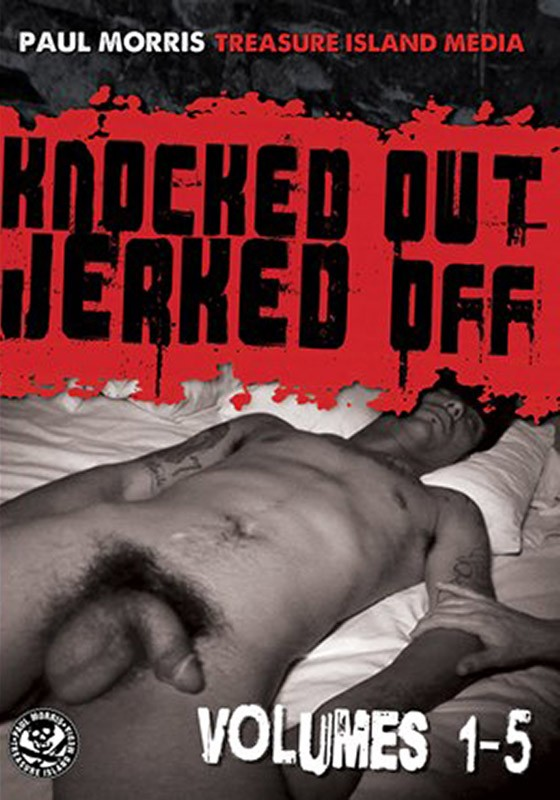 Knocked Out Jerked Off Vol. 1-5 DVD - Front