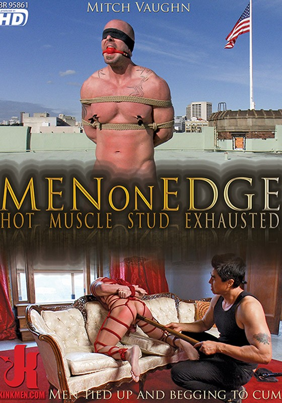 Men On Edge 16 DVD (S) - Front