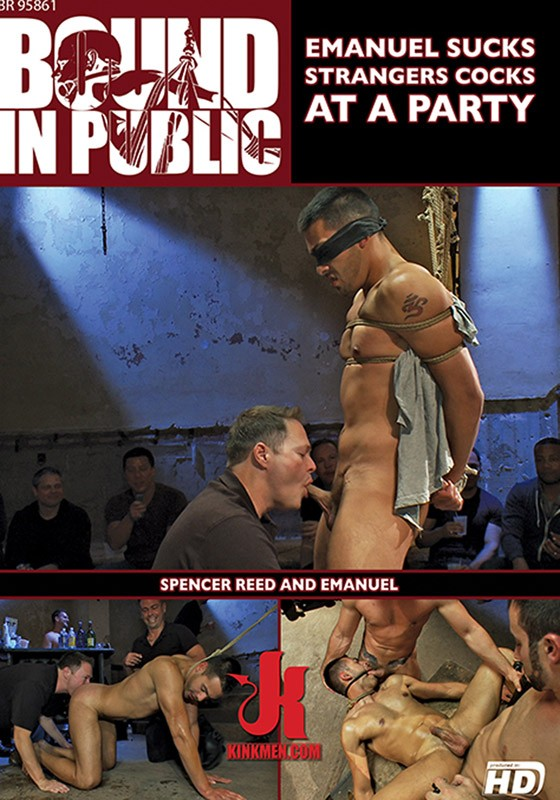 Bound In Public 53 DVD (S) - Front