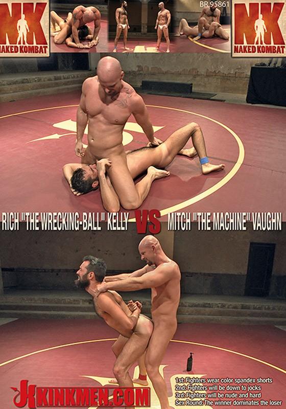 Naked Kombat 30 DVD (S) - Front