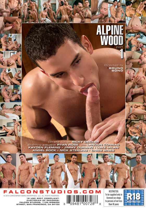 Alpine Wood - Part 1 DVD - Back