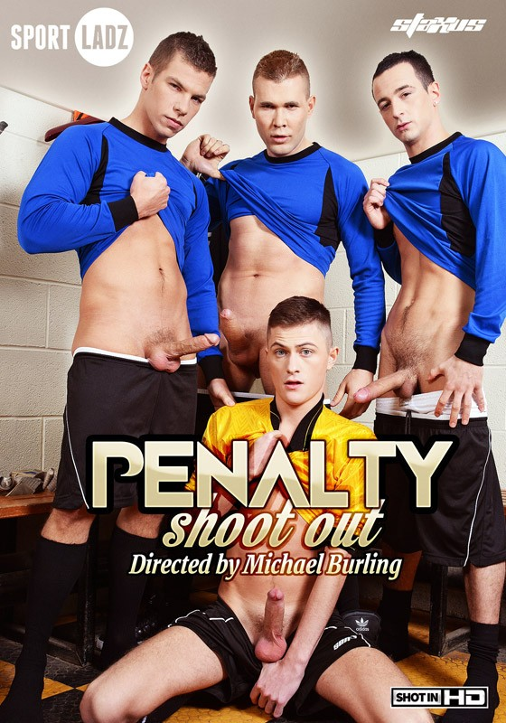 Penalty Shoot Out DVD - Front