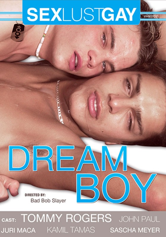 Dream Boy DVD - Front