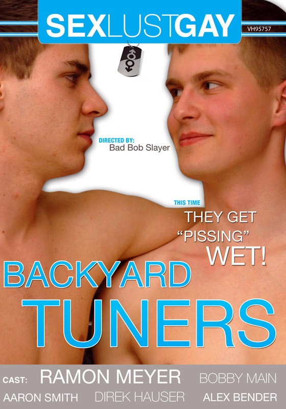 Backyard Tuners DVD - Front