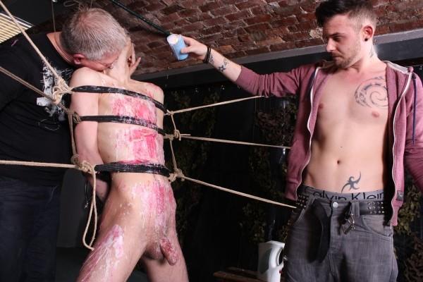 Boynapped 28: Reece Bentley - The Sub Slut DVD - Gallery - 018