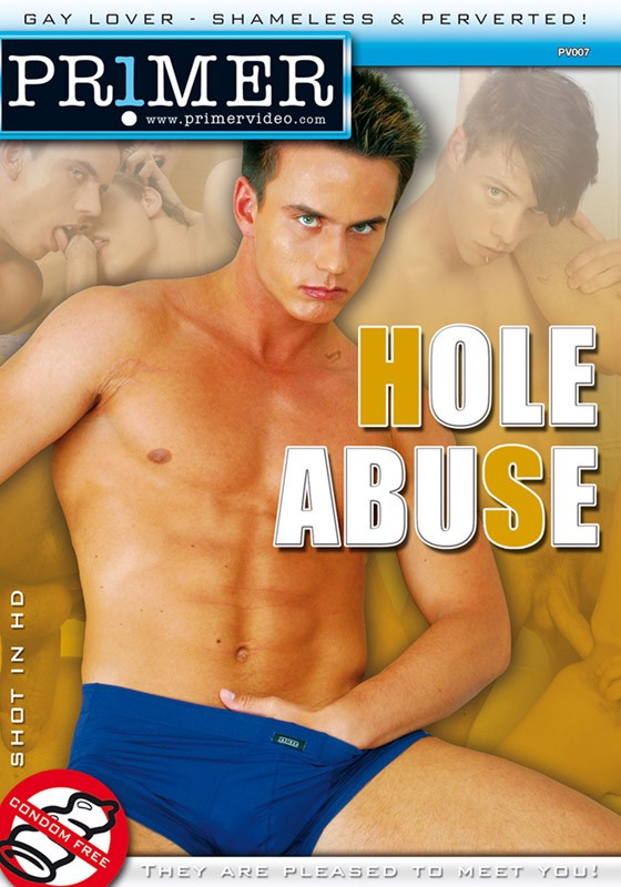 Hole Abuse (Primer) DVD - Front