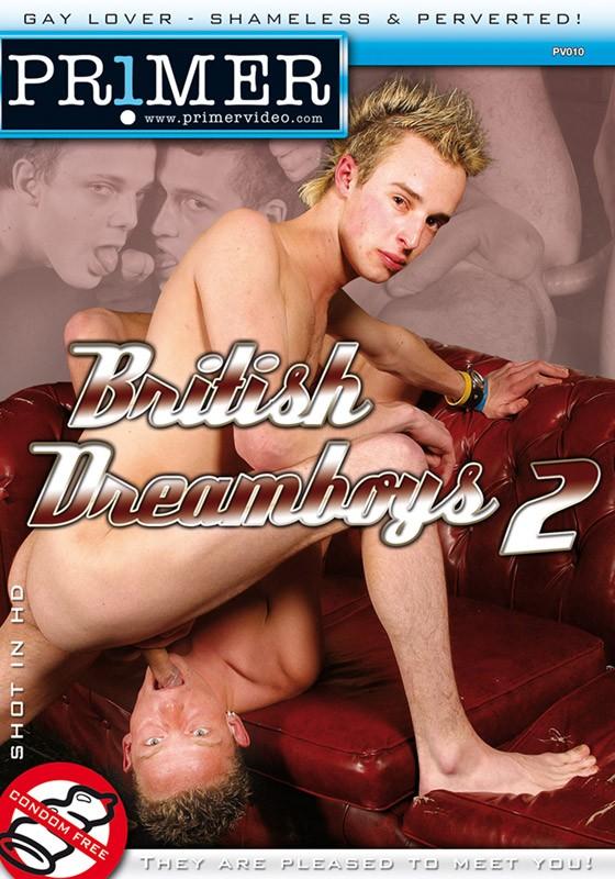British Dreamboys 2 (Primer) DVD - Front