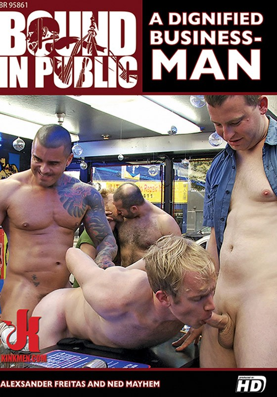 Bound In Public 59 DVD (S) - Front