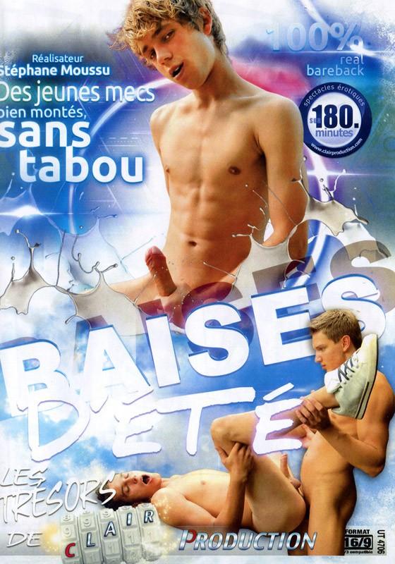 Baises D'Ete DVD - Front
