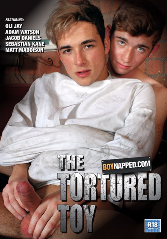 Boynapped 31: The Tortured Toy DVD - Front