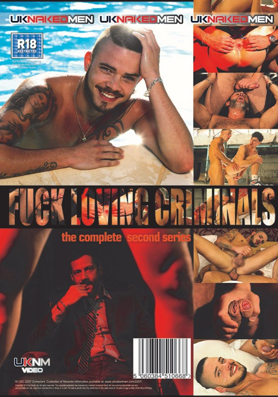 Fuck Loving Criminals 2 DVD - Back