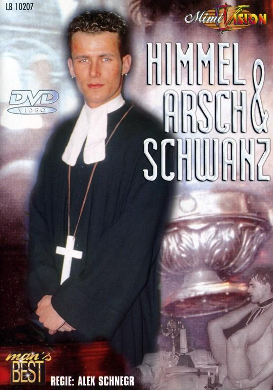 Himmel, Arsch & Schwanz DVD - Front