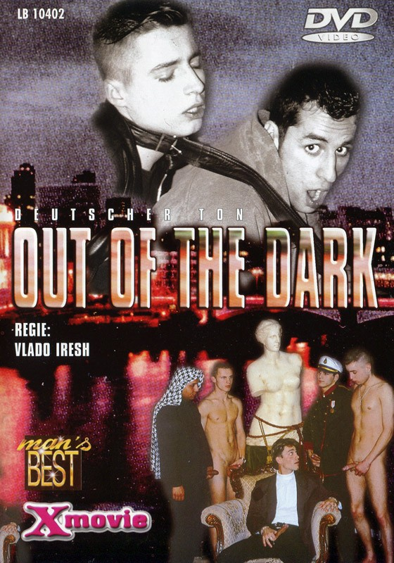Out Of The Dark DVD - Front
