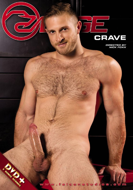 Crave (Falcon) DVD - Front