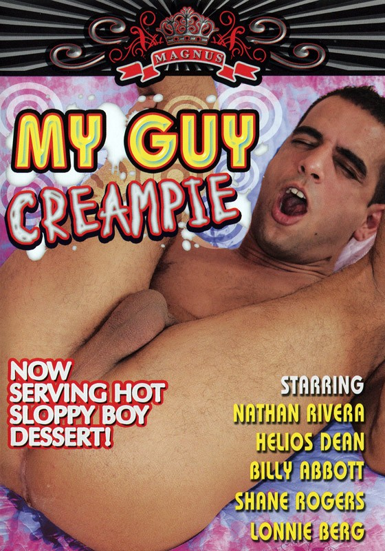 My Guy Creampie DVD - Front