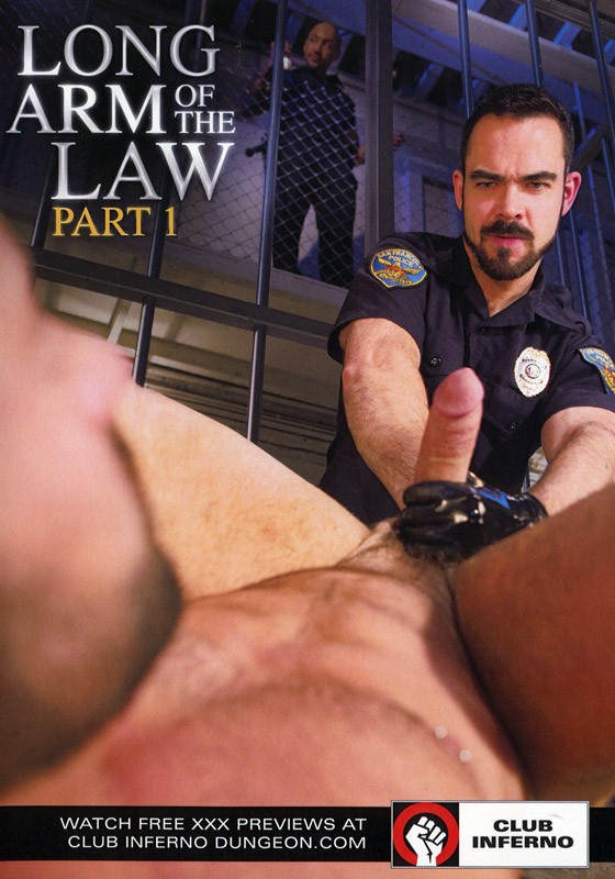 Long Arm Of The Law Part 1 DVD - Front