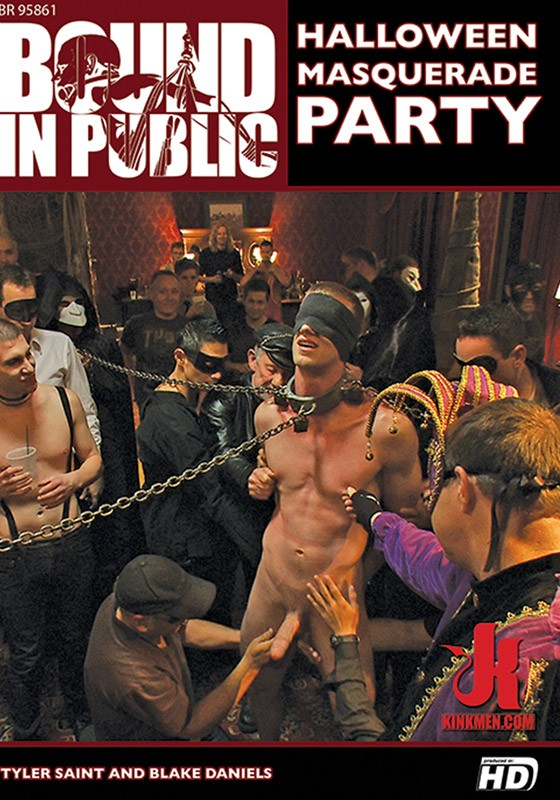 Bound In Public 65 DVD (S) - Front