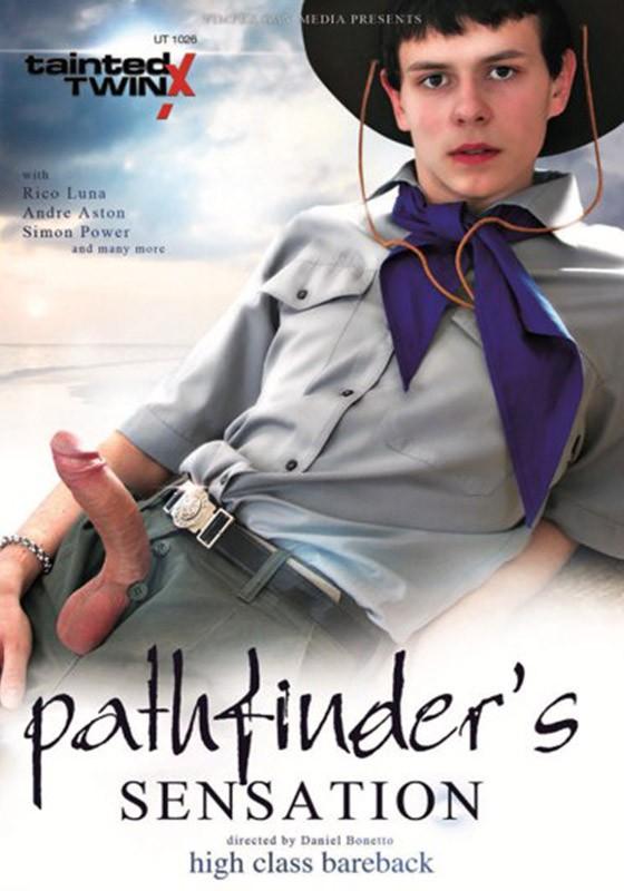 Pathfinder's Sensation DVD - Front