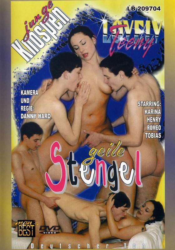 Geile Stengel DVD - Front