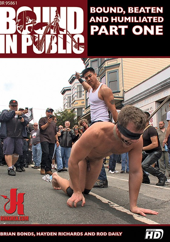 Bound In Public 68 DVD (S) - Front