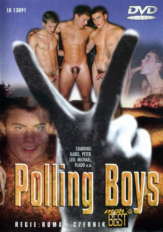 Polling Boys DVD - Front