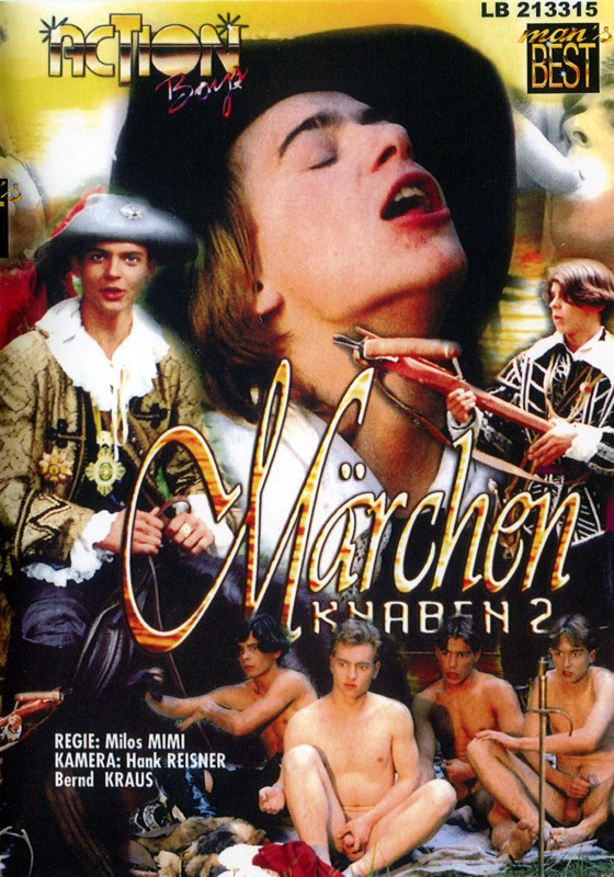 Märchenknaben 2 DVD - Front