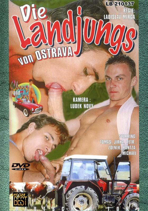 Die Landjungs von Ostrava DVD - Front