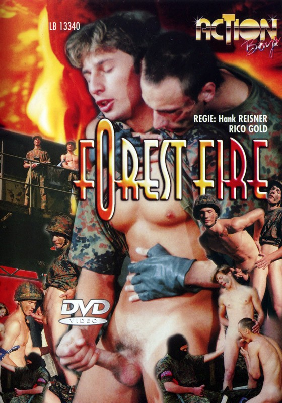 Forest Fire DVD - Front