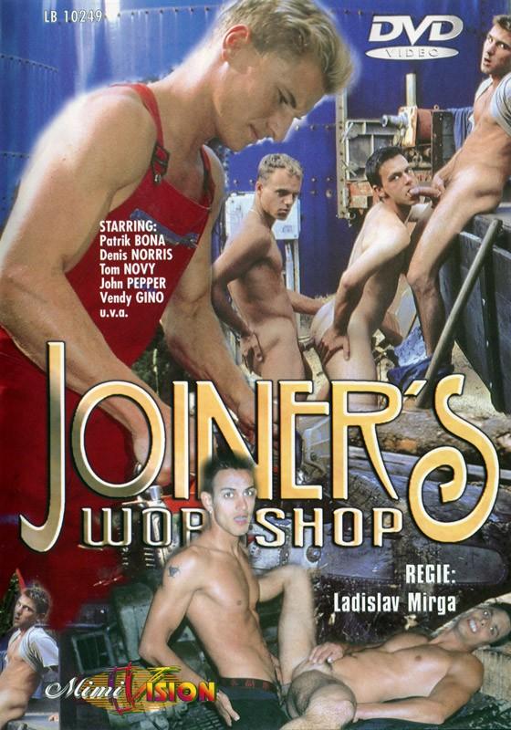 Joiner's Workshop DVD - Front