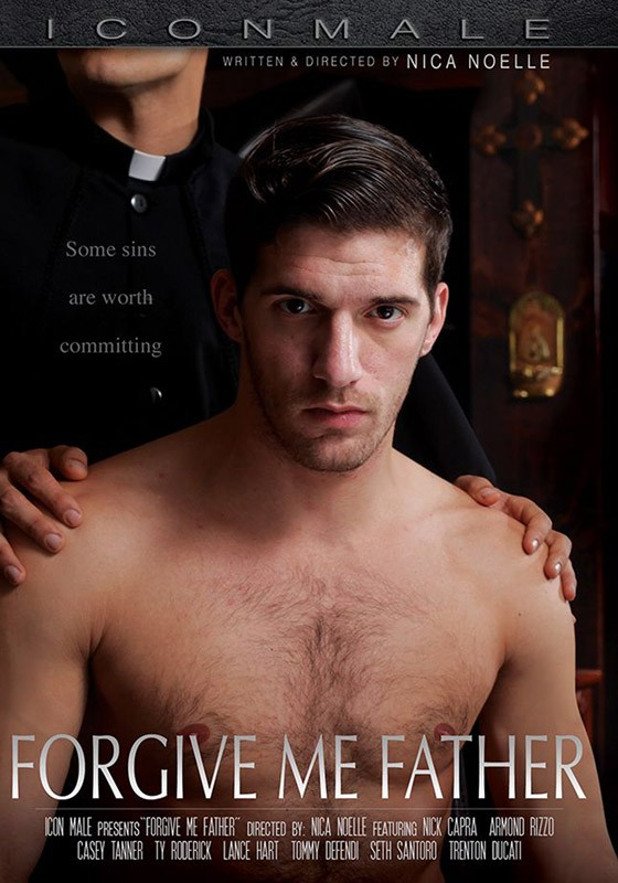 Forgive Me Father DVD - Front