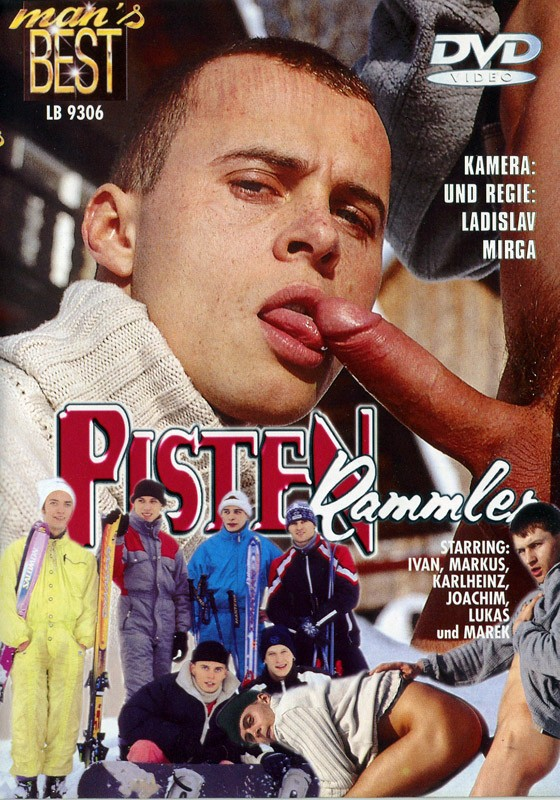 Pisten Rammler DVD - Front