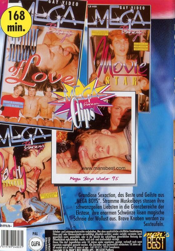 Mega Clips Collection 3 DVD - Back