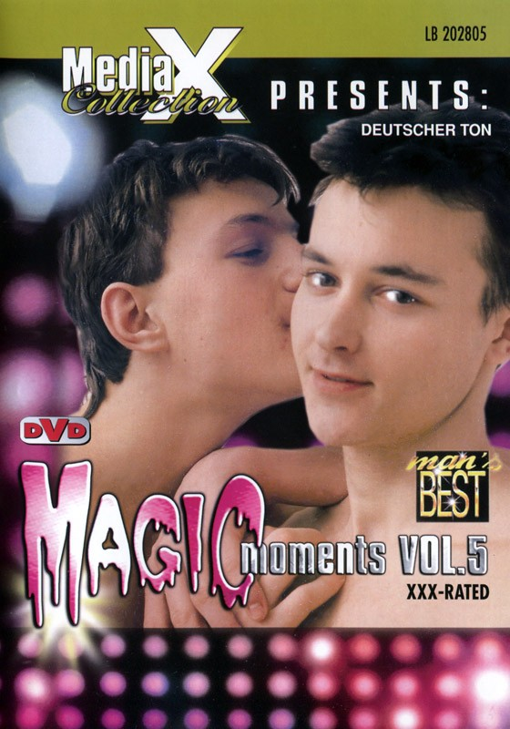 Magic Moments Vol. 5 DVD - Front
