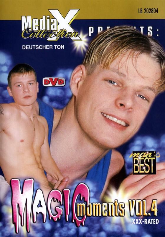 Magic Moments Vol. 4 DVD - Front