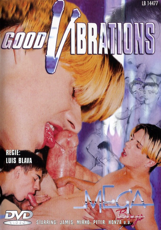 Good Vibrations DVD - Front