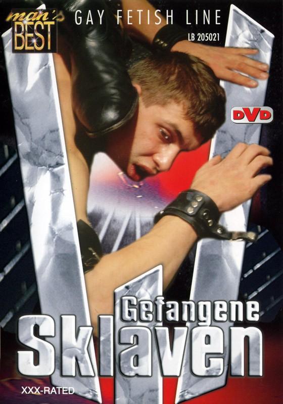 Gefangene Sklaven DVD - Front