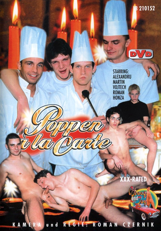 Poppen àla Carte DVD - Front