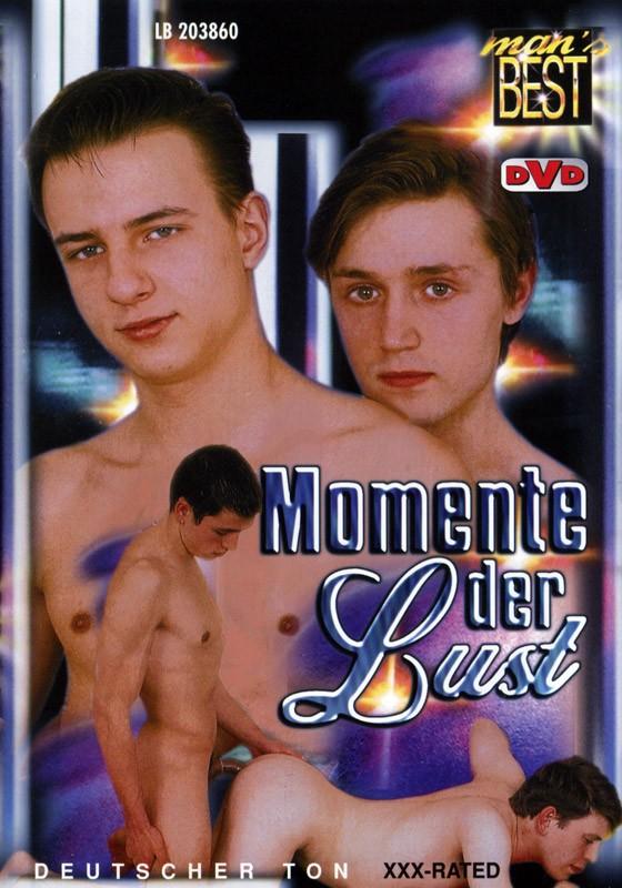 Momente Der Lust DVD - Front