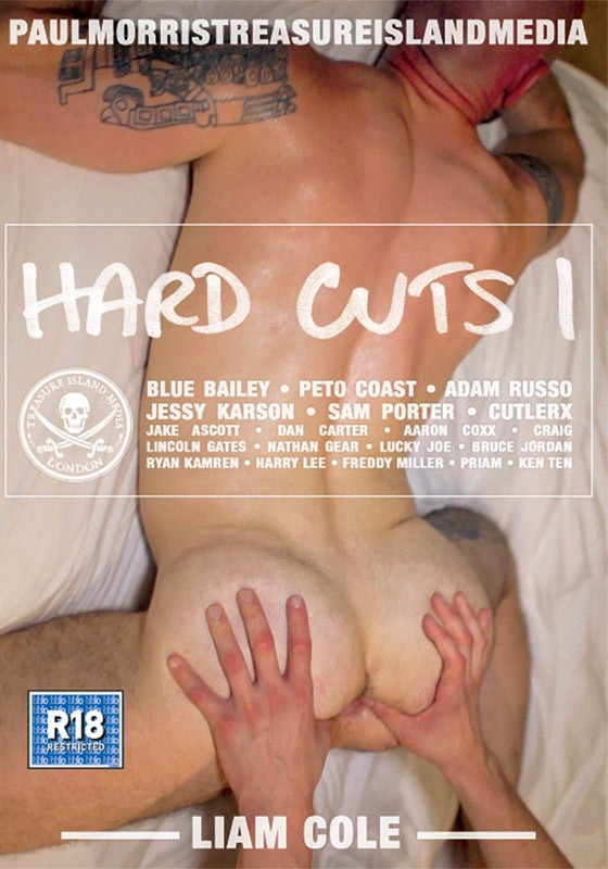 Hard Cuts 1 DVD - Front