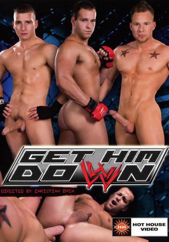 Get Him Down DVD - Front