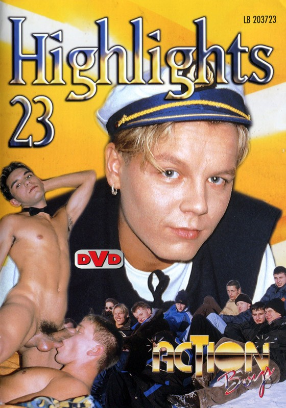 Highlights 23 DVD - Front