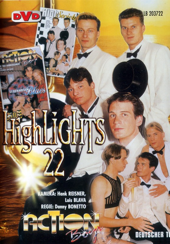 Highlights 22 DVD - Front